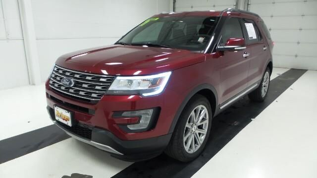 2017 Ford Explorer Limited 4WD Topeka KS
