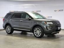 2017_Ford_Explorer_Limited 4WD Navigation,Camera,Ac/Heated Seats_ Houston TX