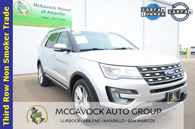 2017 Ford Explorer Limited Amarillo TX