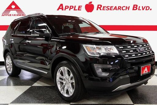 2017 Ford Explorer Limited Austin TX