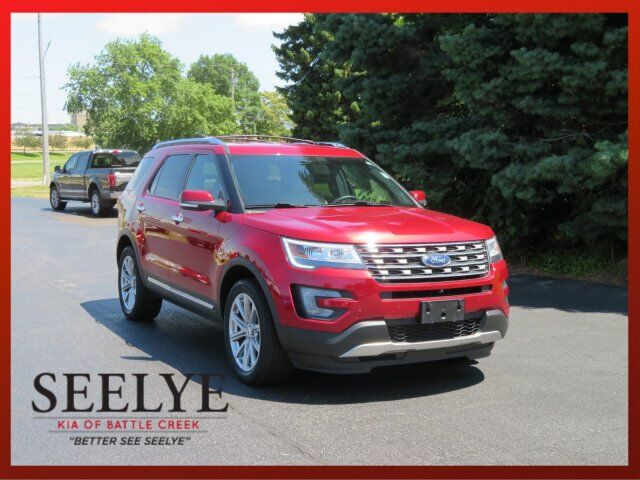 2017 Ford Explorer Limited Battle Creek MI