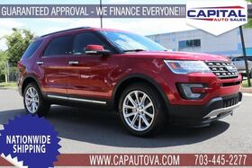 2017_Ford_Explorer_Limited_ Chantilly VA