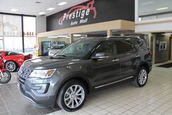 2017_Ford_Explorer_Limited_ Cuyahoga Falls OH