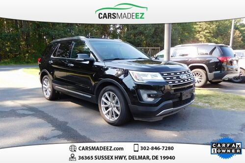 2017_Ford_Explorer_Limited_ Delmar DE
