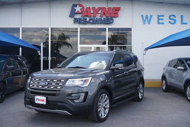 2017 Ford Explorer Limited Weslaco TX