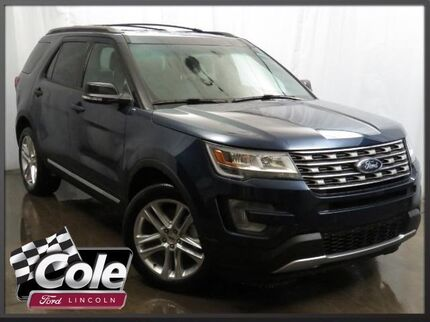 2017_Ford_Explorer_Limited FWD_ Southwest MI
