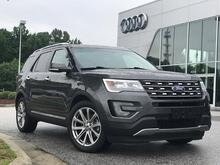 2017_Ford_Explorer_Limited FWD_ Cary NC