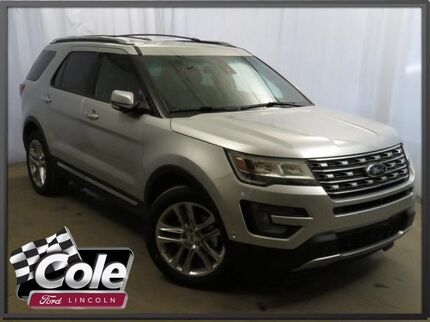 2017_Ford_Explorer_Limited FWD_ Coldwater MI