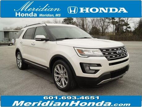 2017 Ford Explorer Limited FWD Meridian MS