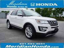 2017_Ford_Explorer_Limited FWD_ Meridian MS