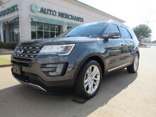 2017_Ford_Explorer_Limited FWD PANORAMIC ROOF, POWER 3RD ROW, COOLED & HEATED SEATS, APPLE CAR PLAY, BACKUP CAM_ Plano TX