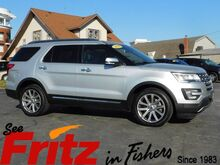 2017_Ford_Explorer_Limited_ Fishers IN