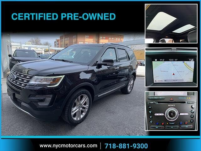 2017 Ford Explorer Limited Freeport NY