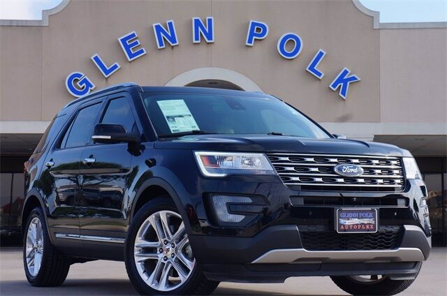 2017 Ford Explorer Limited Gainesville TX