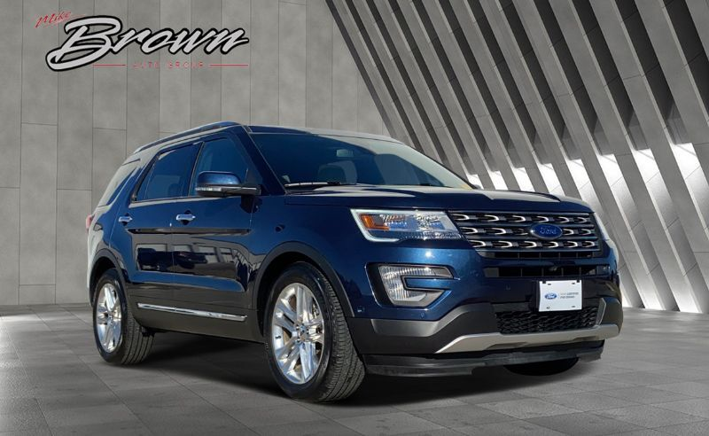 2017 Ford Explorer Limited Granbury TX