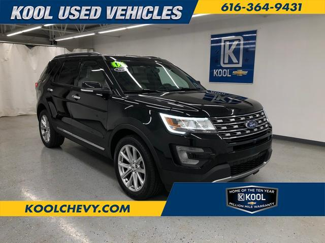 2017 Ford Explorer Limited Grand Rapids MI