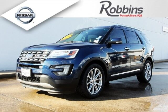 2017 Ford Explorer Limited Houston TX