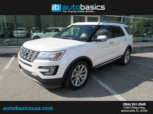 2017_Ford_Explorer_Limited_ Jacksonville FL