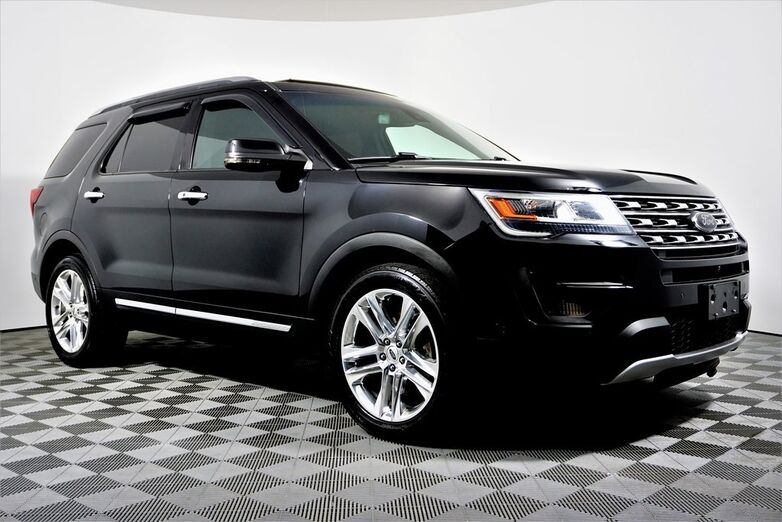2017 Ford Explorer Limited Jacksonville NC