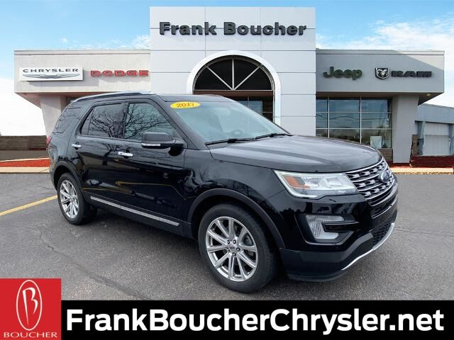 2017 Ford Explorer Limited Janesville WI