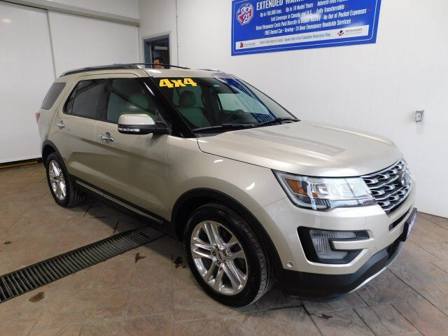 2017 Ford Explorer Limited LEATHER NAVI SUNROOF Listowel ON