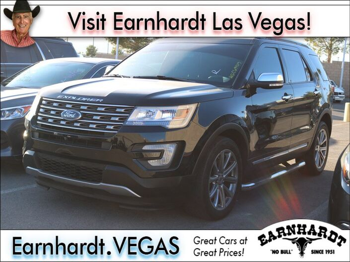 2017 Ford Explorer Limited Las Vegas NV