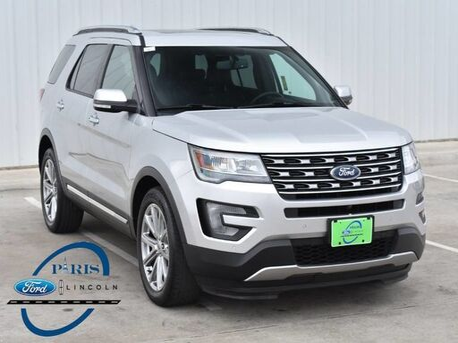 2017_Ford_Explorer_Limited_ Longview TX