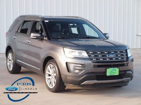 2017_Ford_Explorer_Limited_ Longview TX