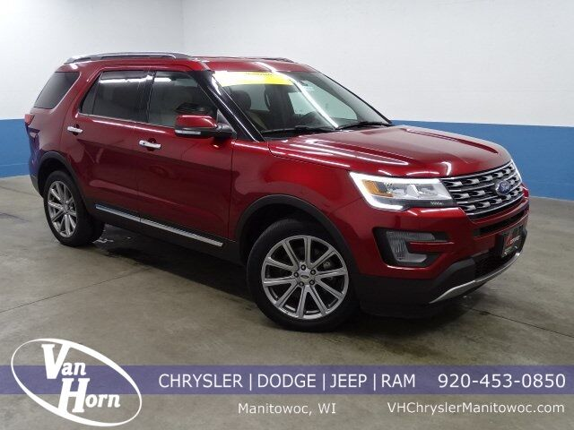 2017 Ford Explorer Limited Manitowoc WI