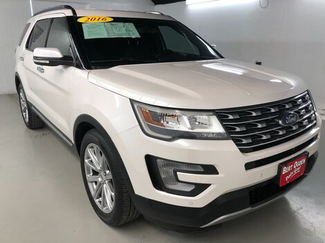 2017_Ford_Explorer_Limited_ Mission TX