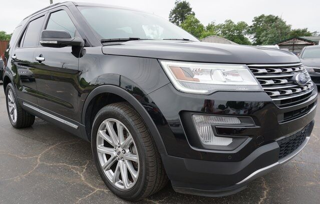2017 Ford Explorer Limited Moore SC