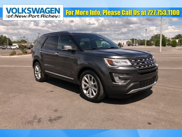 2017 Ford Explorer Limited New Port Richey FL