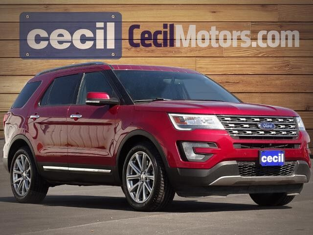 2017 Ford Explorer Limited Hondo TX
