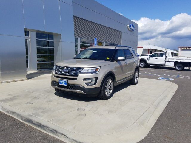 2017 Ford Explorer Limited Oroville CA
