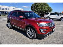 2017_Ford_Explorer_Limited_ Pampa TX