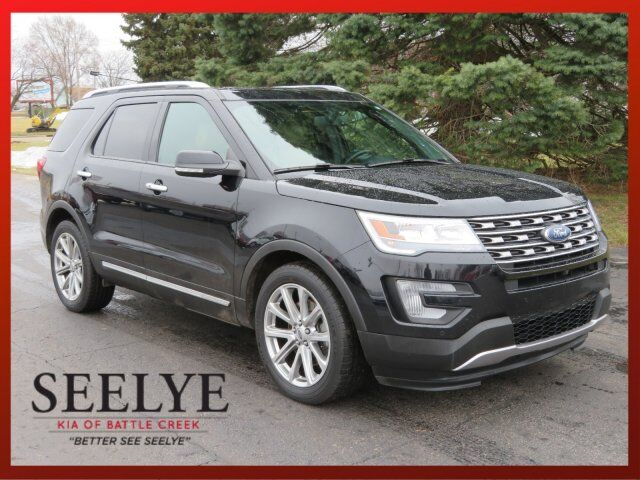 2017 Ford Explorer Limited Paw Paw MI