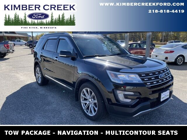 2017 Ford Explorer Limited Pine River MN