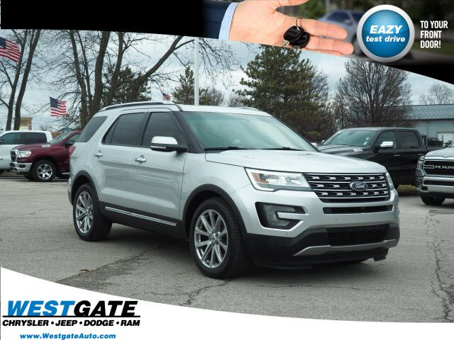 2017 Ford Explorer Limited Plainfield IN