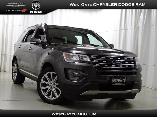 2017 Ford Explorer Limited Raleigh NC