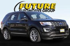 2017_Ford_Explorer_Limited_ Roseville CA