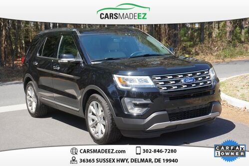 2017_Ford_Explorer_Limited_ Salisbury MD