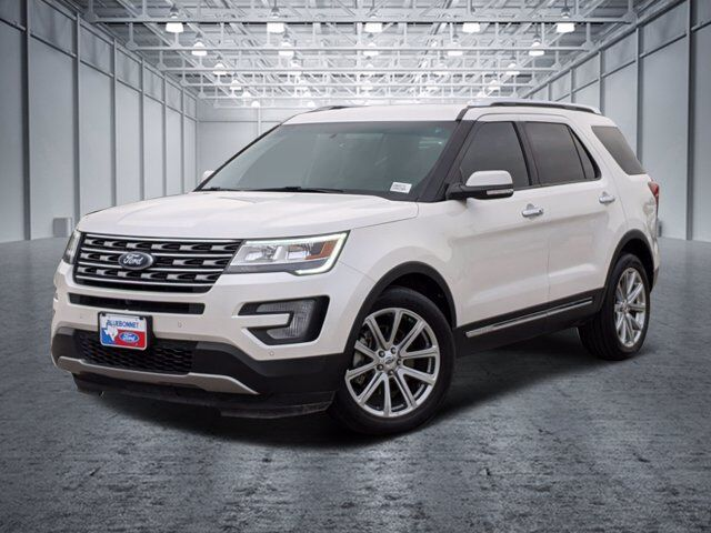 2017 Ford Explorer Limited New Braunfels TX