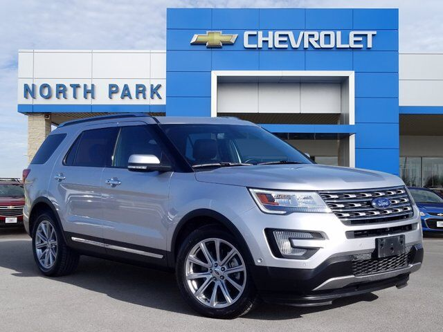 2017 Ford Explorer Limited Castroville TX