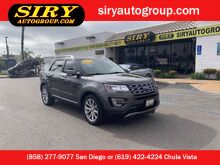 2017_Ford_Explorer_Limited_ San Diego CA