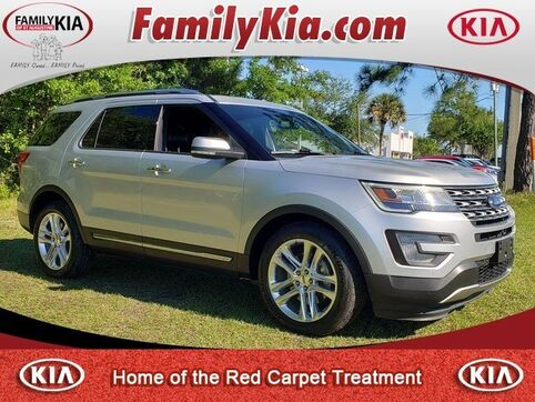 2017_Ford_Explorer_Limited_ St. Augustine FL