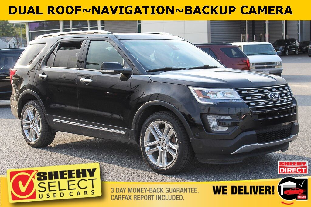 2017 Ford Explorer Limited Suitland MD