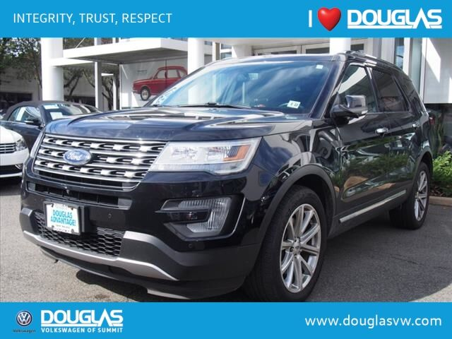 2017 Ford Explorer Limited Summit NJ
