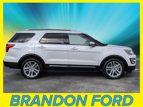 2017 Ford Explorer Limited Tampa FL