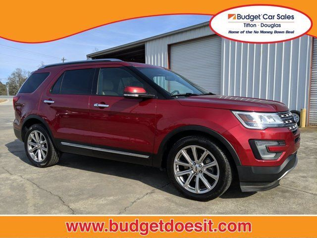 2017 Ford Explorer Limited Tifton GA