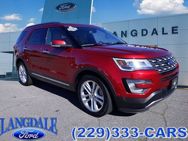 2017 Ford Explorer Limited Valdosta GA